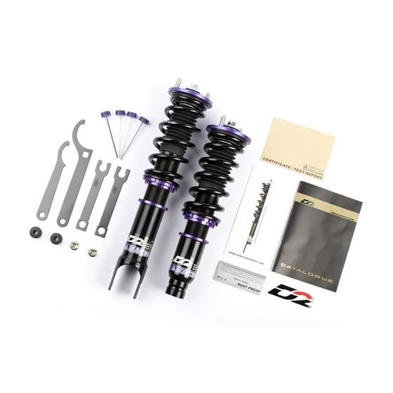 1999-2003 Toyota Solara RS Series Coilover - (D-TO