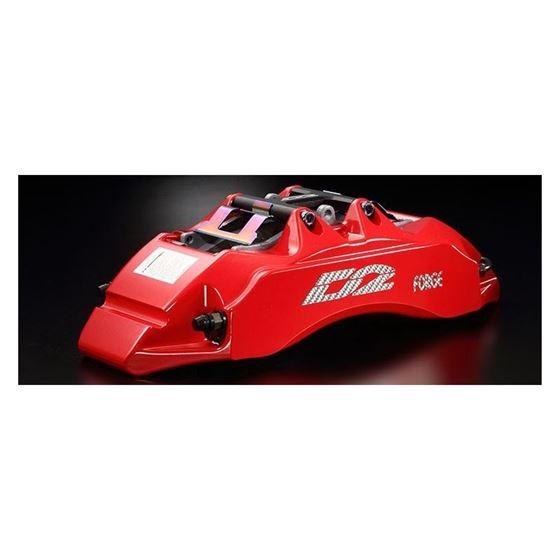 D2 Racer Version Big Brake Kit -6 Piston Caliper-3