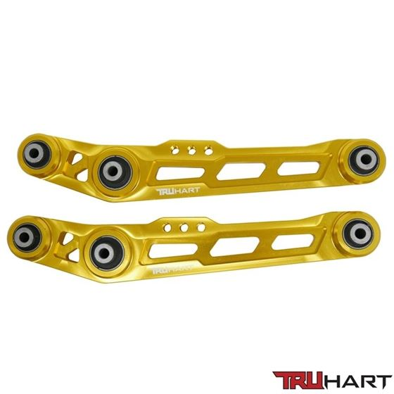 Truhart Rear Lower Control Arms -Anodized Gold- (T