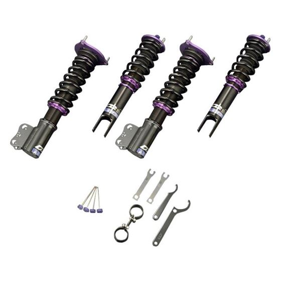 D2 Racing RS Series Coilovers for Lexus NX FWD/AWD