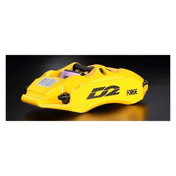 D2 Race Version Big Brake Kit -4 Piston Caliper-3